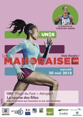 Course UNSS La Mahoraise